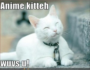 Thanks - ime kitteh wuvs u!