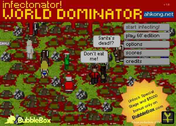 Infectionator World Dominator