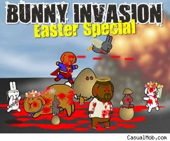 Bunny Invasion Easter Special